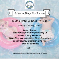 Mum & Baby Spa Retreat