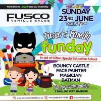Fusco Vehicles Family fun day