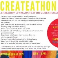Ulster Museum Createathon