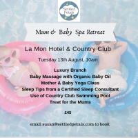 Mum and Baby Spa Retreat