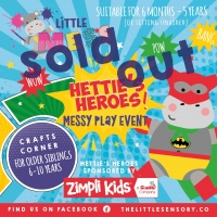 Messy Play - Strabane - Hetties Heroes