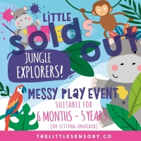 Messy Play - Omagh - Jungle Explorers