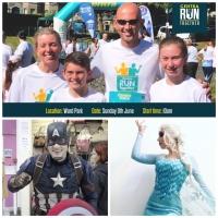 Centra 'Run Together' Ward Park, Bangor