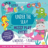 Messy Play - Strabane - Under the Sea