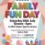 Charity Family Fun Day