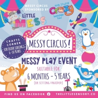 Messy Play - Strabane - Messy Circus