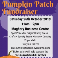 Pumpkin Patch fundraiser