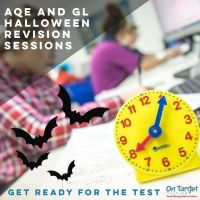 AQE and GL Transfer Test Halloween Revision Sessions