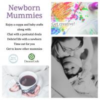 Newborn Mummies Craft