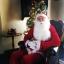 Santa at The Ballance House