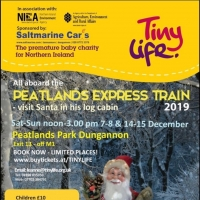 Peatlands Santa Express