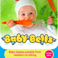 Baby Bells: Newborn to Sitting HILLSBOROUGH