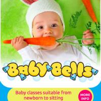 Baby Bells: Newborn to Sitting Shaws Bridge BELFAST