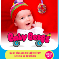 Baby Beeps: Spring Term -For Babies from sitting to first steps South Belfast - 17.01.2020