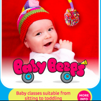 Baby Beeps: Spring Term -For Babies from sitting to first steps CARRYDUFF