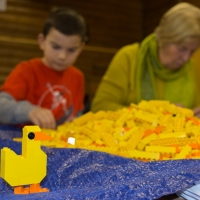 Giant LEGO® Brick Workshops