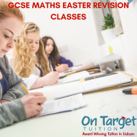 GCSE Maths Easter Revision Sessions