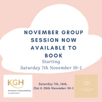 November Group Hypnobirthing Class