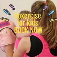 Boxercise for kids