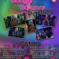 Kids Boogie Bounce Birthday Parties