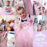 V&M princess pamper parties