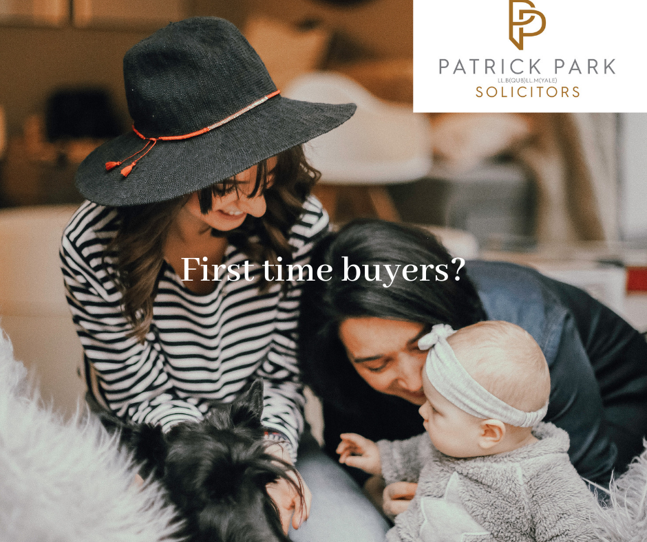 First time buyers_