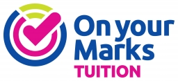 On Your Marks Tuition logo