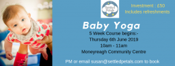 Baby Yoga Moneyreagh June