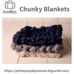 Chunky blankets 2019-05-14