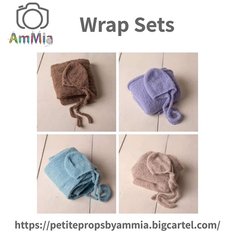 Take Over Tuesday 14th May 2019 - These wrap sets are very popular and available in a wide range of colours. I have an in use image to show you later, it really is stunning x Michelle Petite Props by Ammia  https://www.mumsni.com/business-directory/217-petite-props-by-ammia