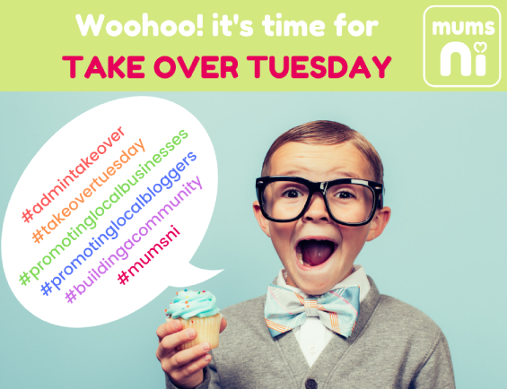 Take Over Tuesday - Kumon Study Centre Lisburn