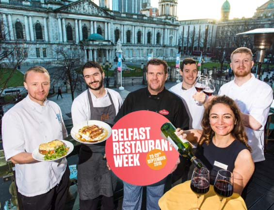 Second Bite for Foodies as Belfast Restaurant Week returns