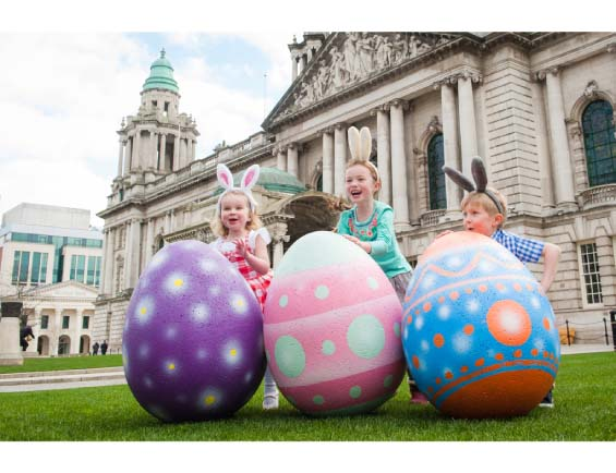 Belfast One Easter Egg Hunt