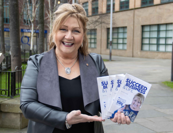 Belfast Author Reveals How To Succeed In Business & Life In New Self Help Book