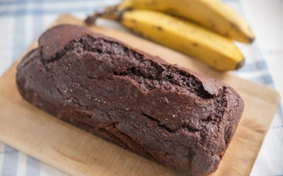 Mums NI Chocolate & Banana Loaf