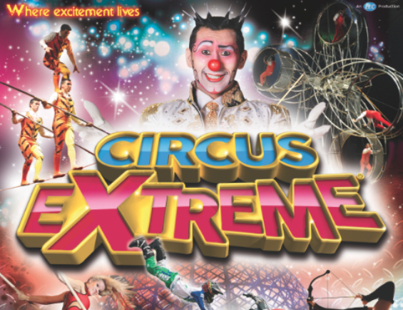 Circus Extreme is Coming to Belfast!
