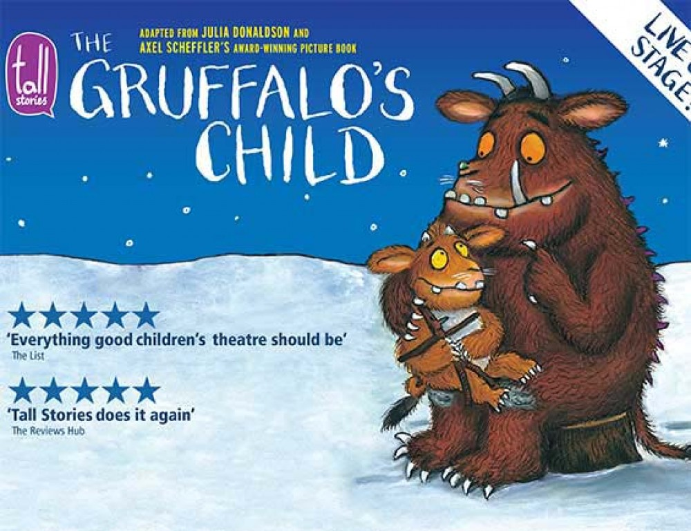 The Gruffalo's Child Live Comes to the Lyric Theatre Direct from the West End: 17 – 22 JULY