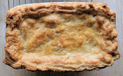 Mums NI Chicken & Veg Puff Pastry Pie