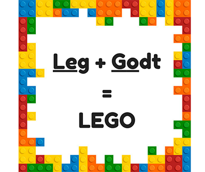 Fun Facts Friday - All About Lego