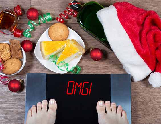 Surviving Christmas with your health intact