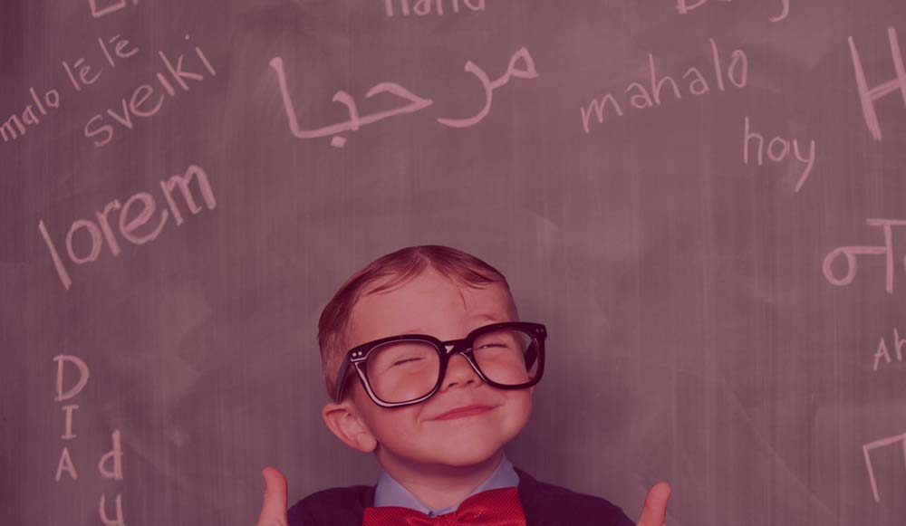 Learning a foreign language – The younger the better!