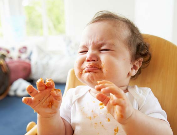 Dealing with Fussy Eating Kids