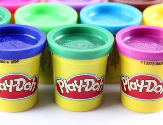 Fun Facts Friday - Play Doh