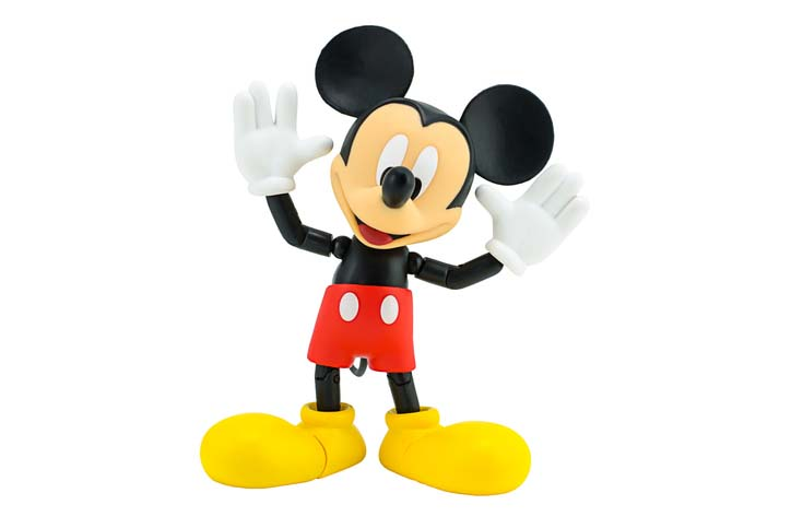 Fun Facts Friday - Mickey Mouse