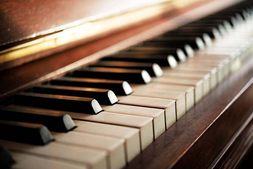 Fun Facts Friday - The Piano
