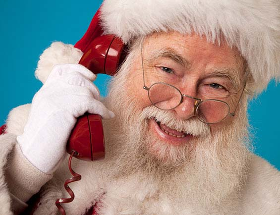 Personalised Phone Calls from Santa