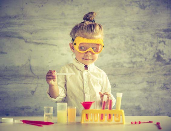 Why are so few girls taking up Science-related jobs?